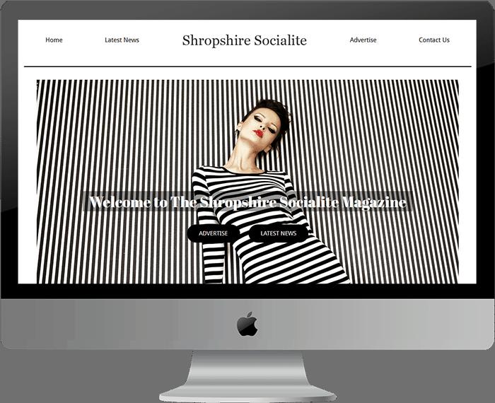 Web Design Shrewsbury