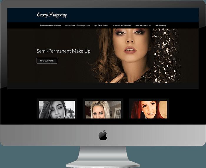 Web Design Gillingham
