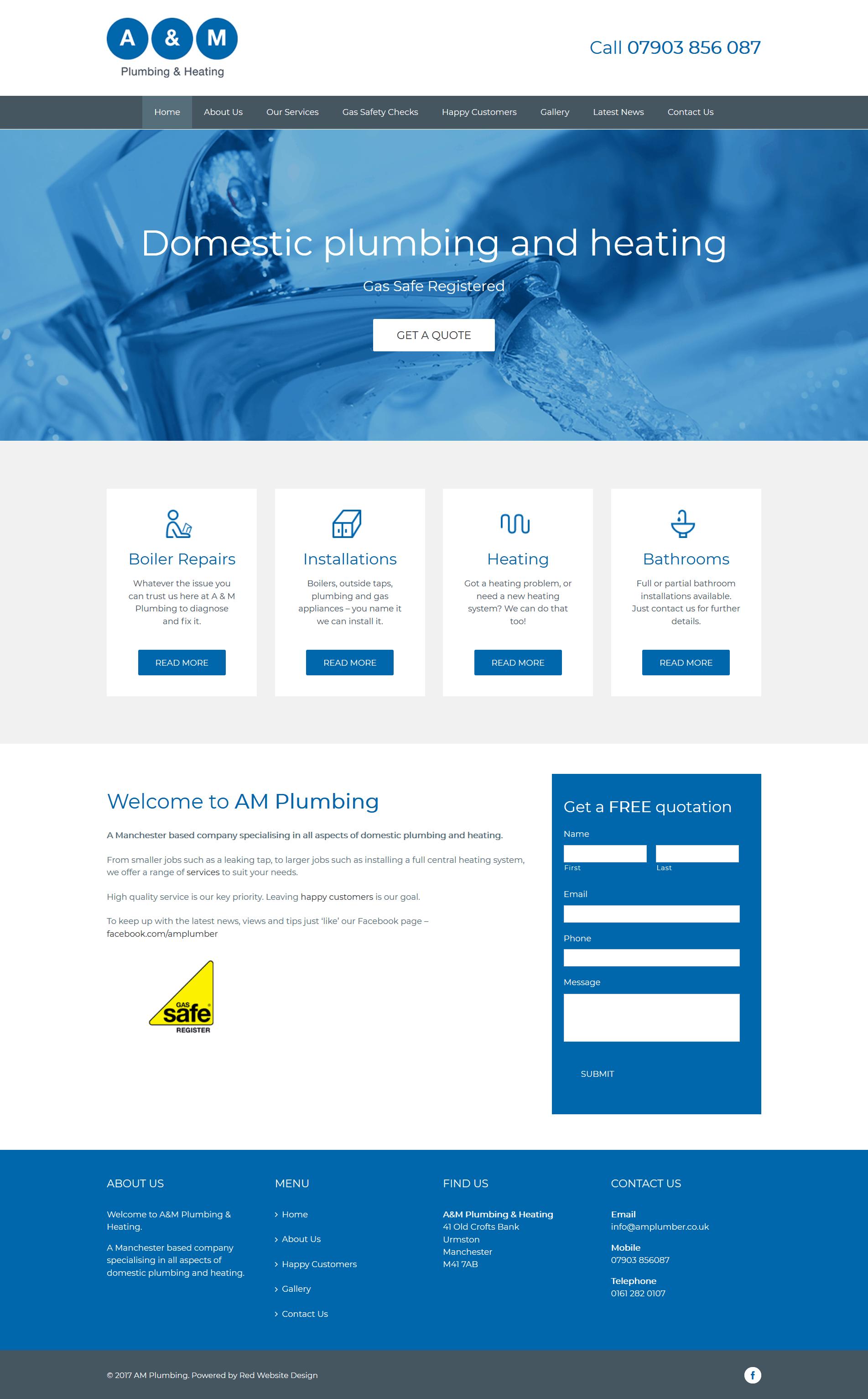 Web Design Altrincham