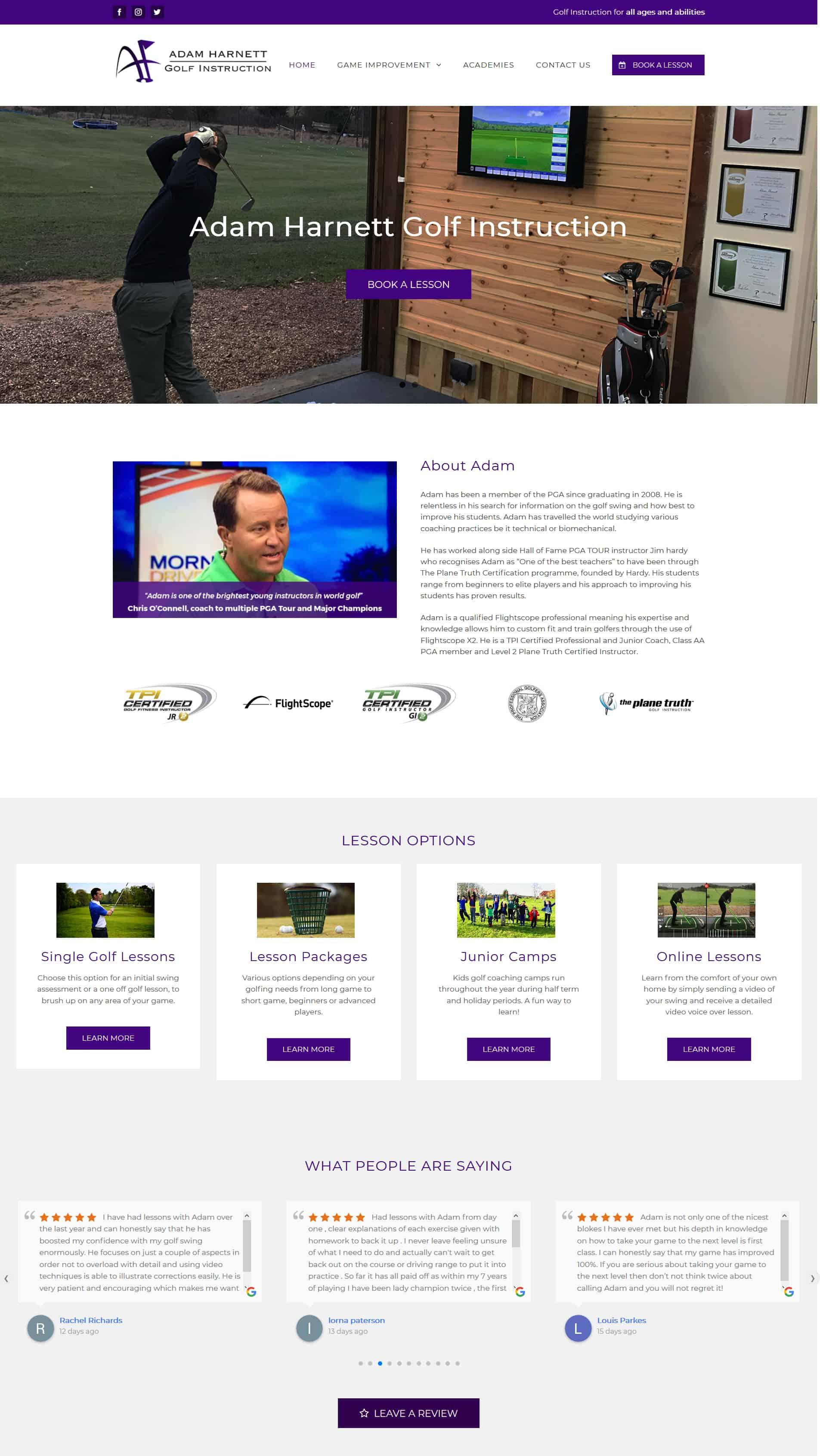 Ecommerce Website Design Hampshire