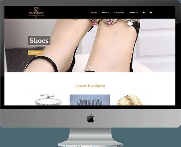 Web Design Sale