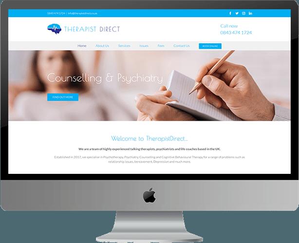 Web Design Mayfair