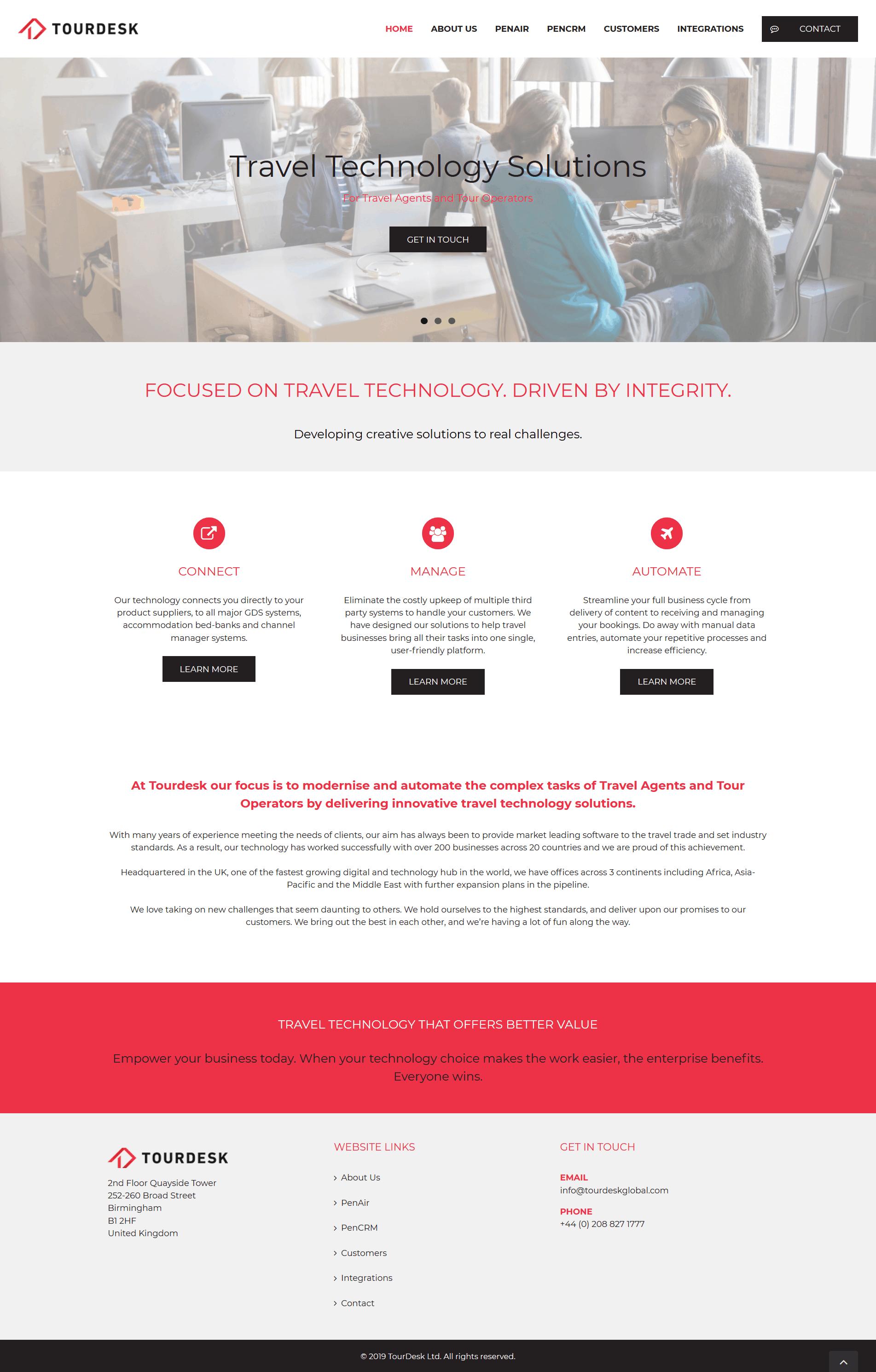 Web Design Dudley