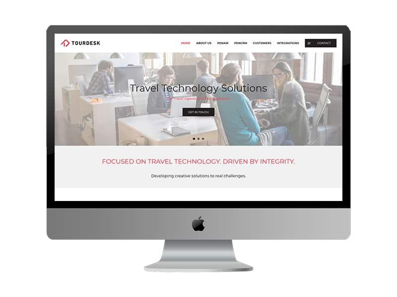 Software Company Website Design Inspiration