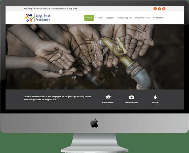 Web Design Kogi, Nigeria
