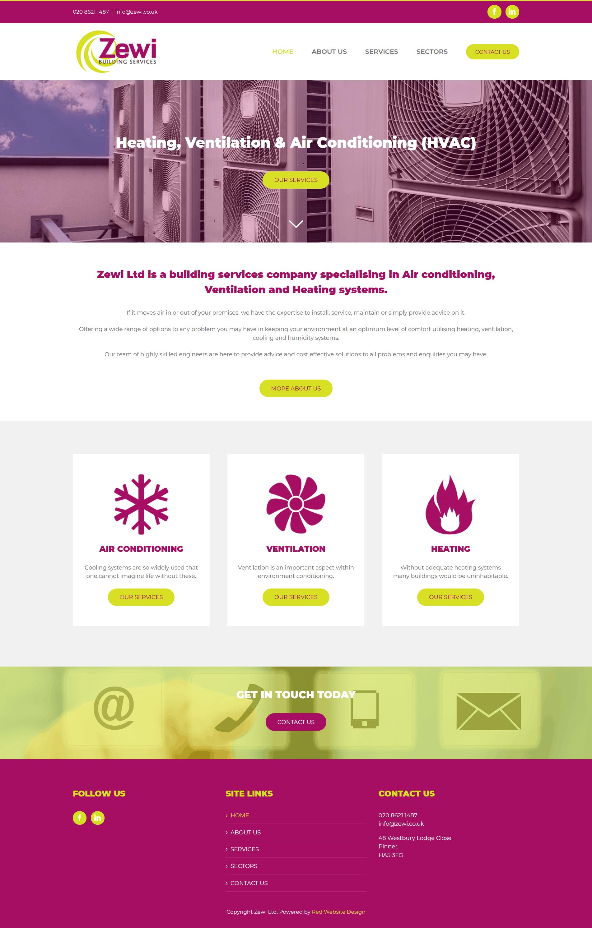 Web Design Harrow