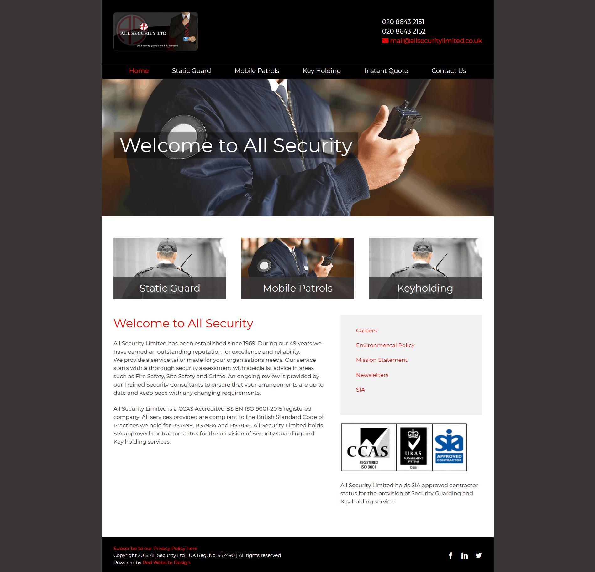 Web Design Carshalton