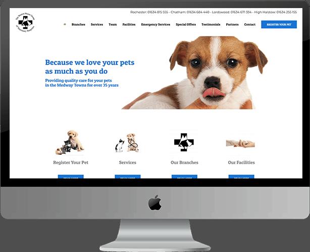 Web Design Chatham
