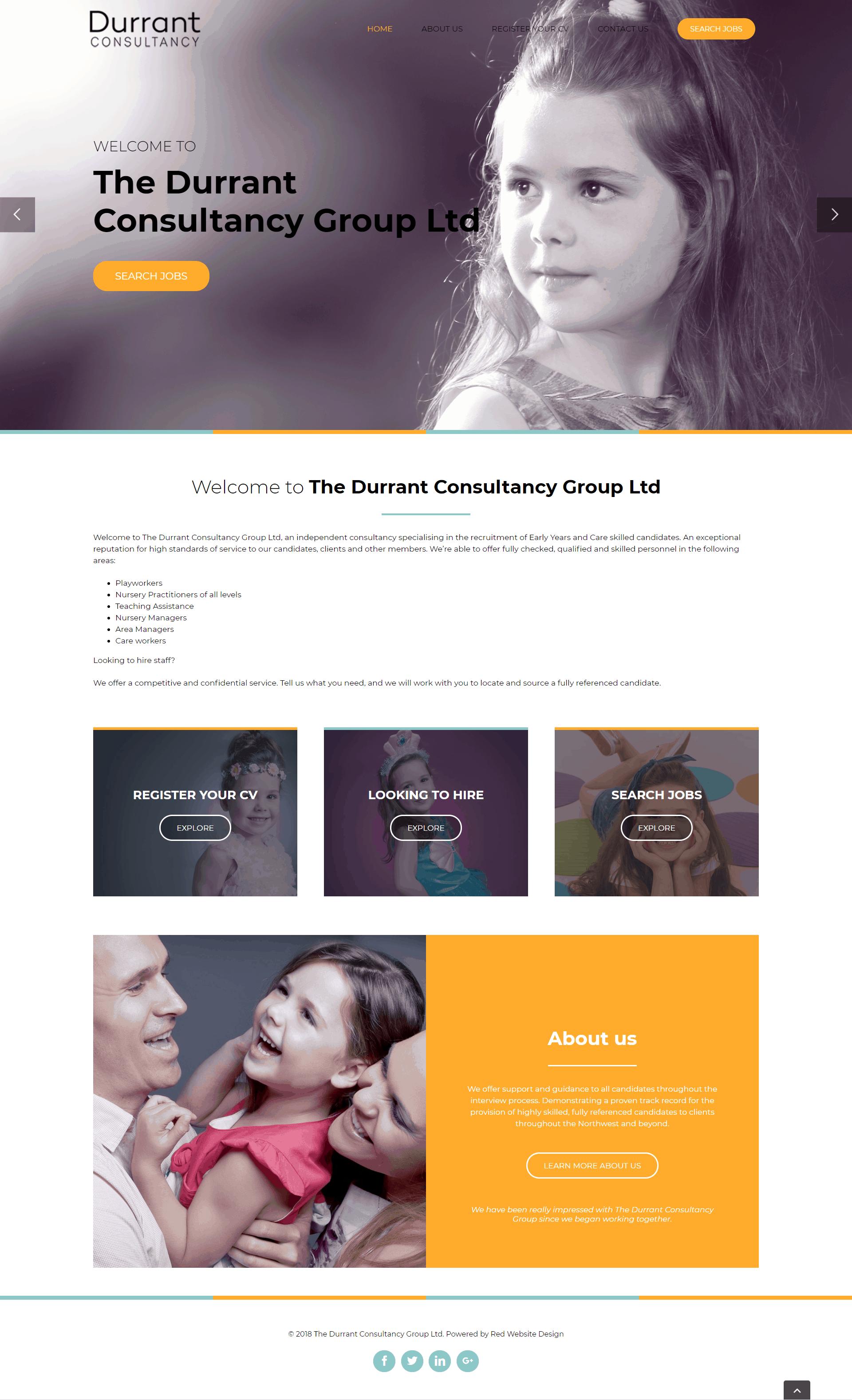 Web Design Stretford