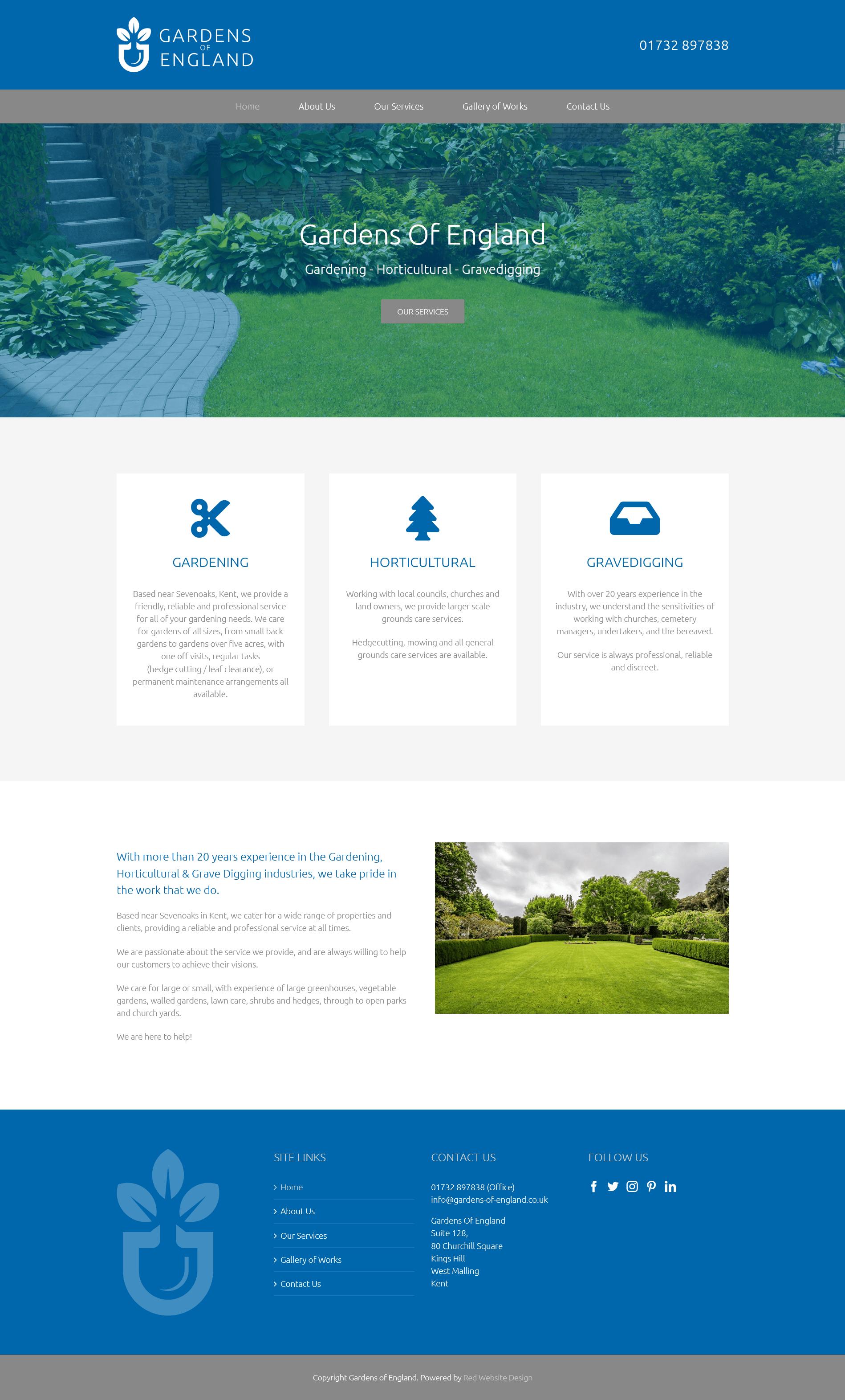 Web Design Sevenoaks