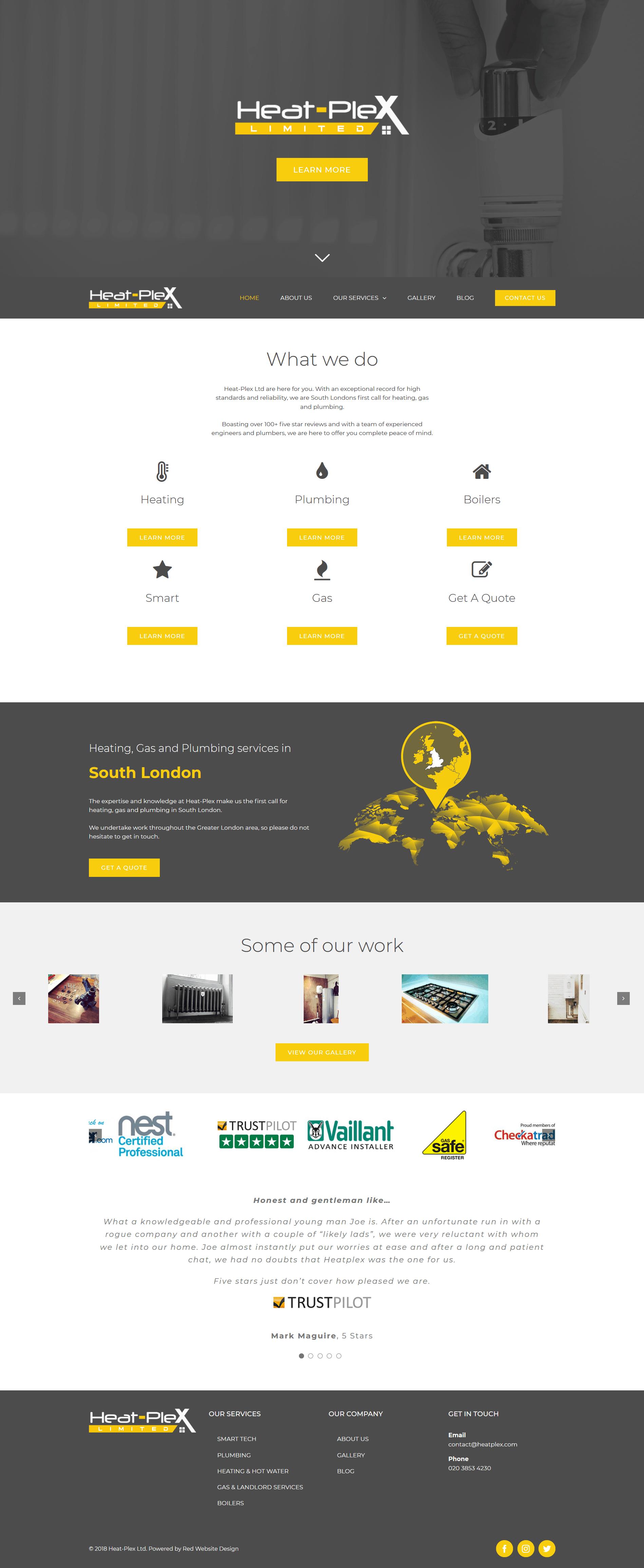 Web Design Leatherhead