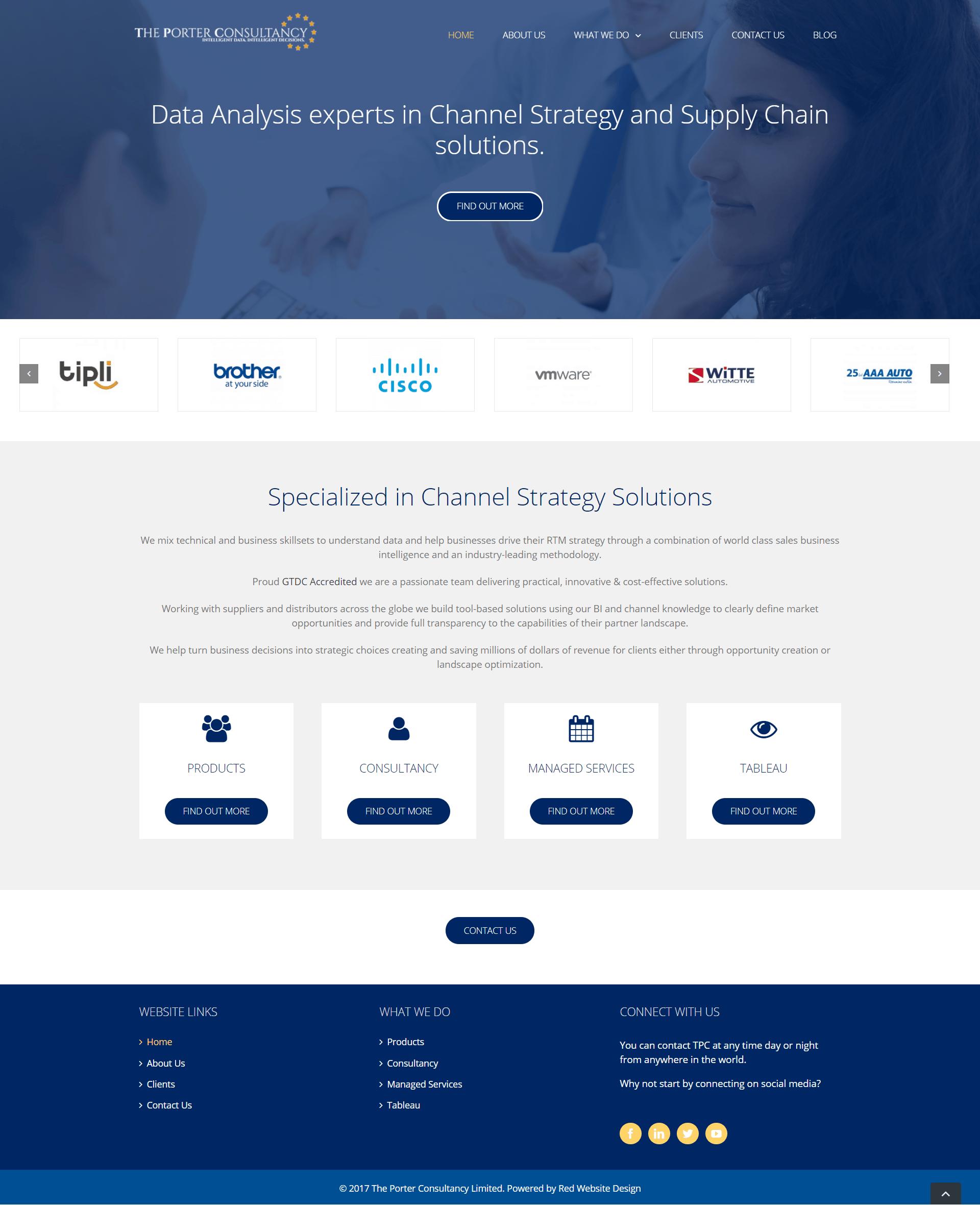 Web Design Prague