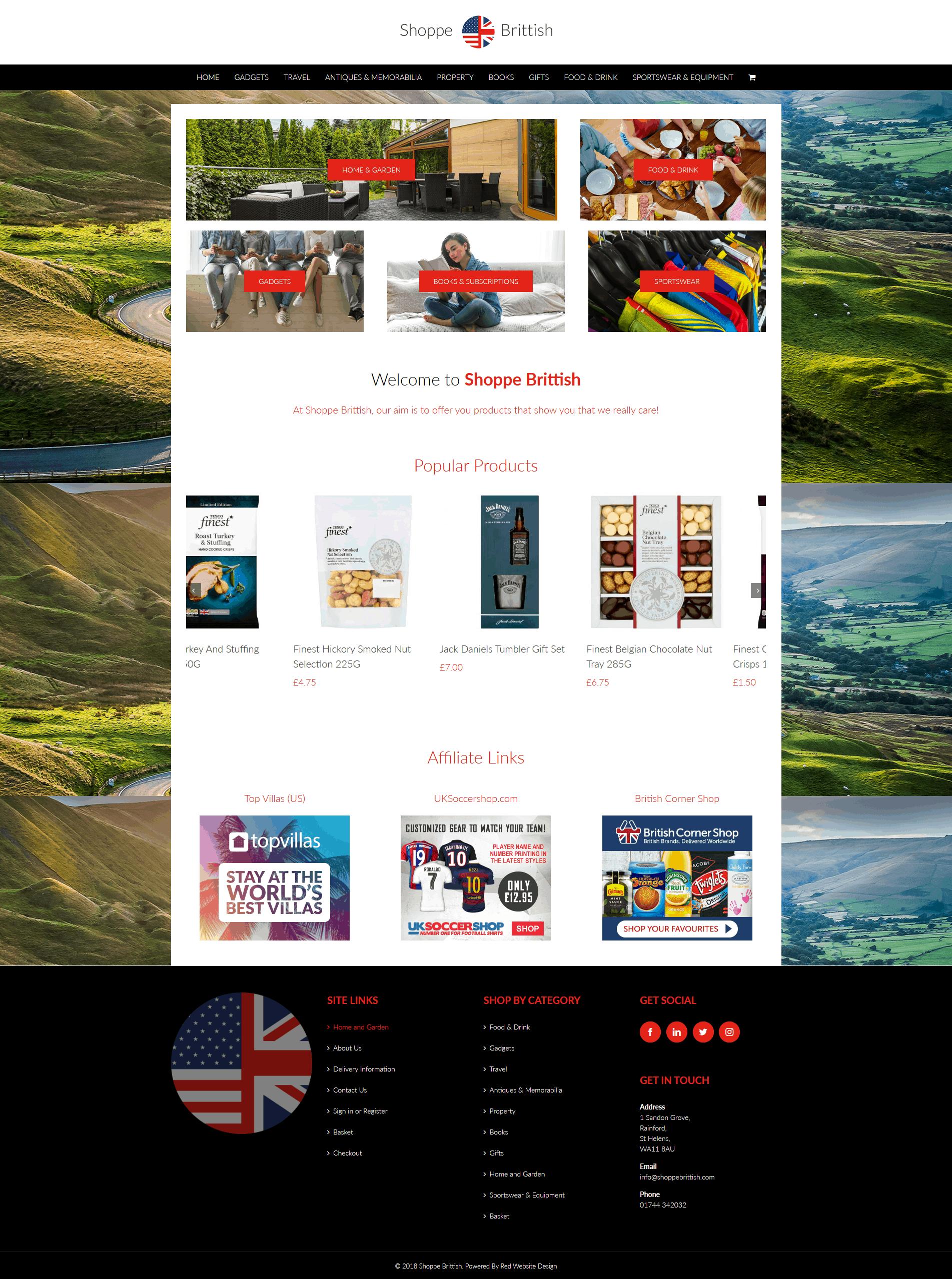 Web Design St Helens
