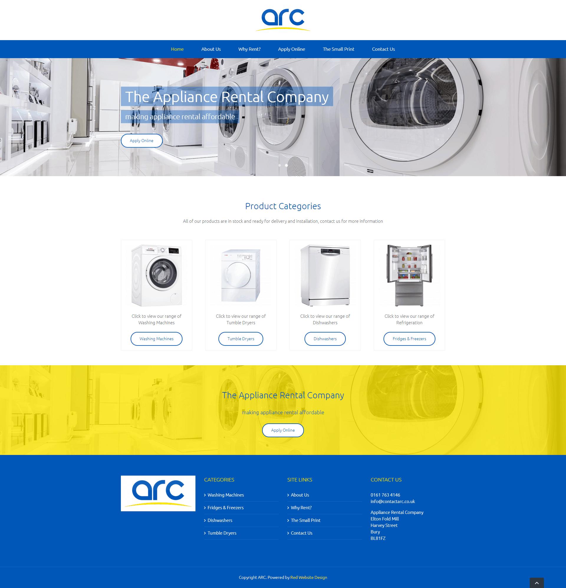 Web Design Bury