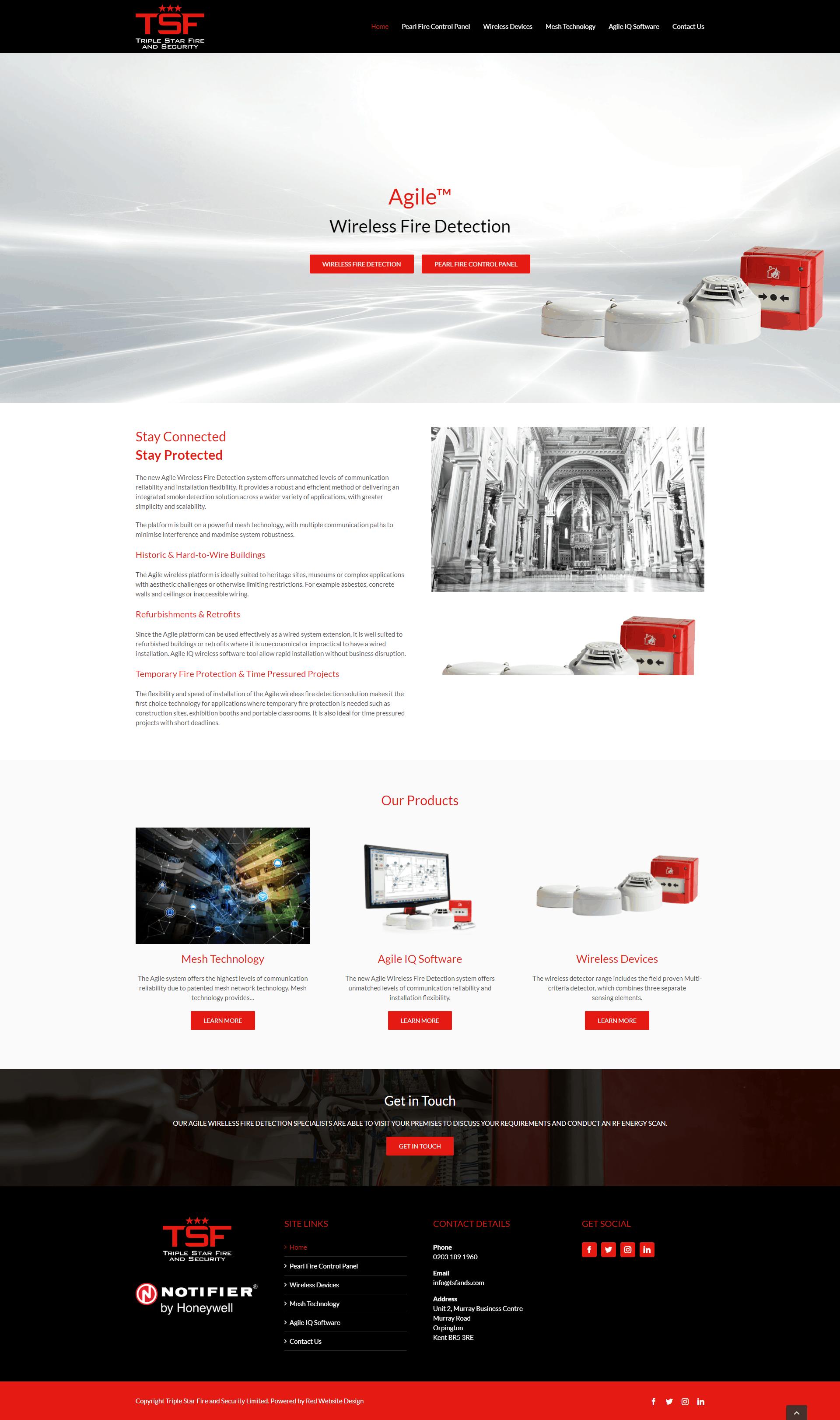 Web Design Dartford