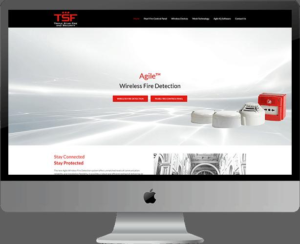 Web Design for Flotta Consulting