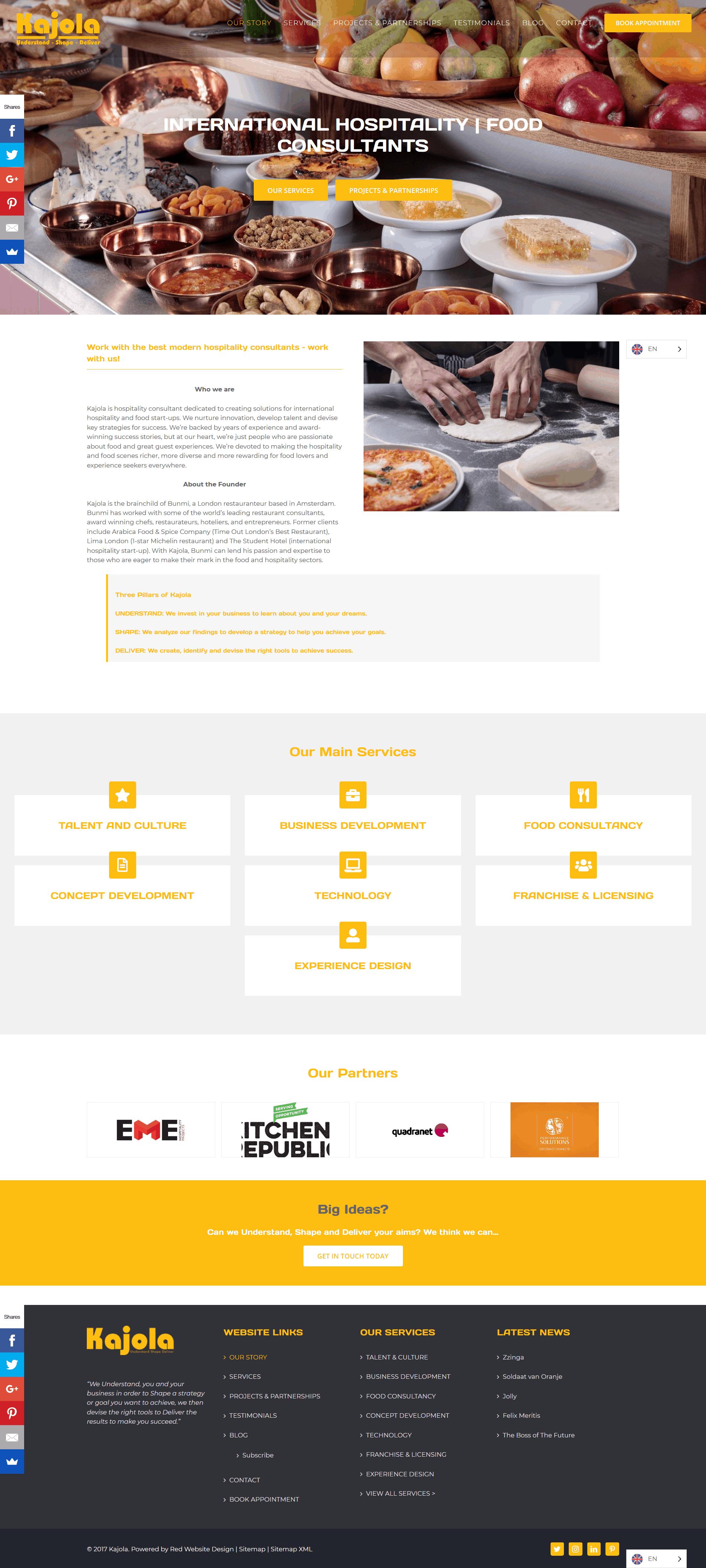 Web Design Amsterdam
