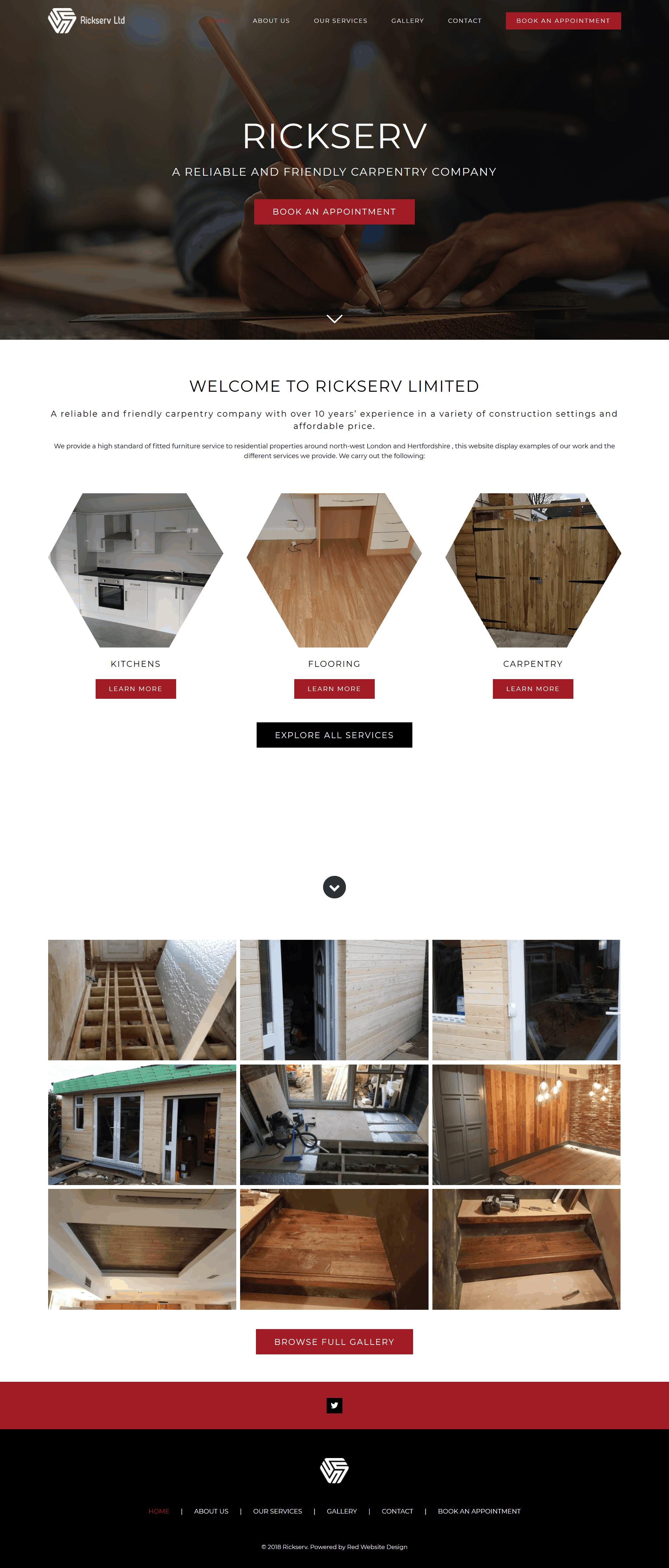 Web Design Hatfield