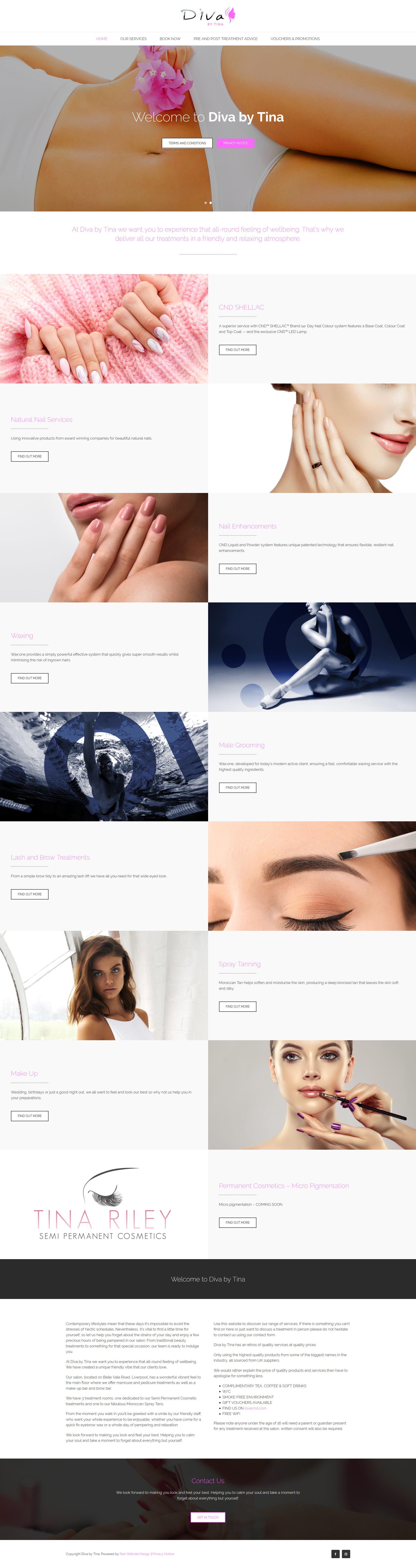 Web Design Hunts Cross