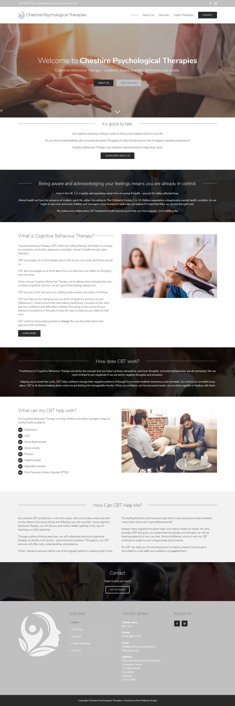 Web Design Congleton