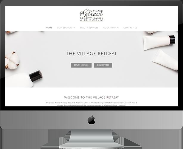 Web Design Woolton