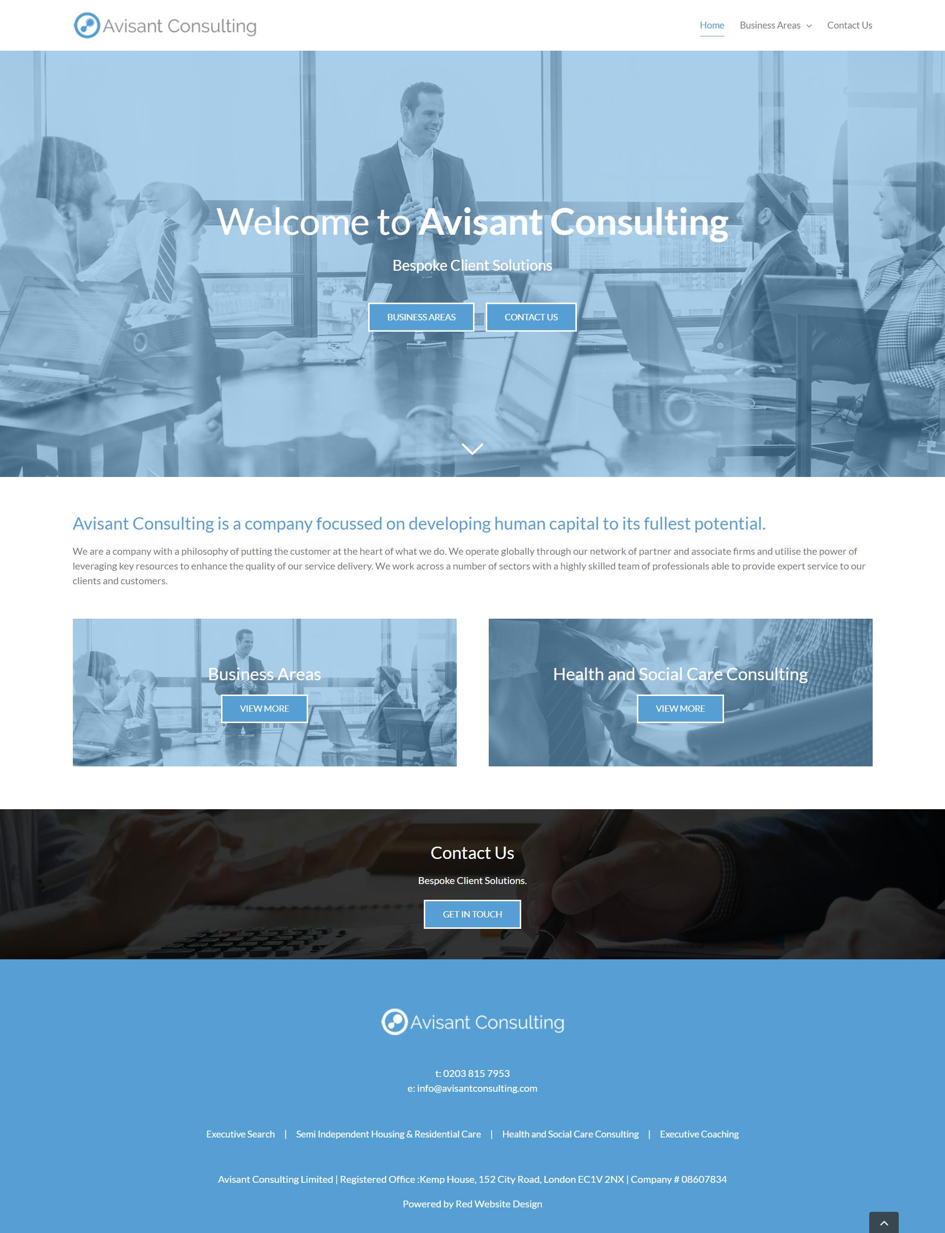 Web Design Hackney