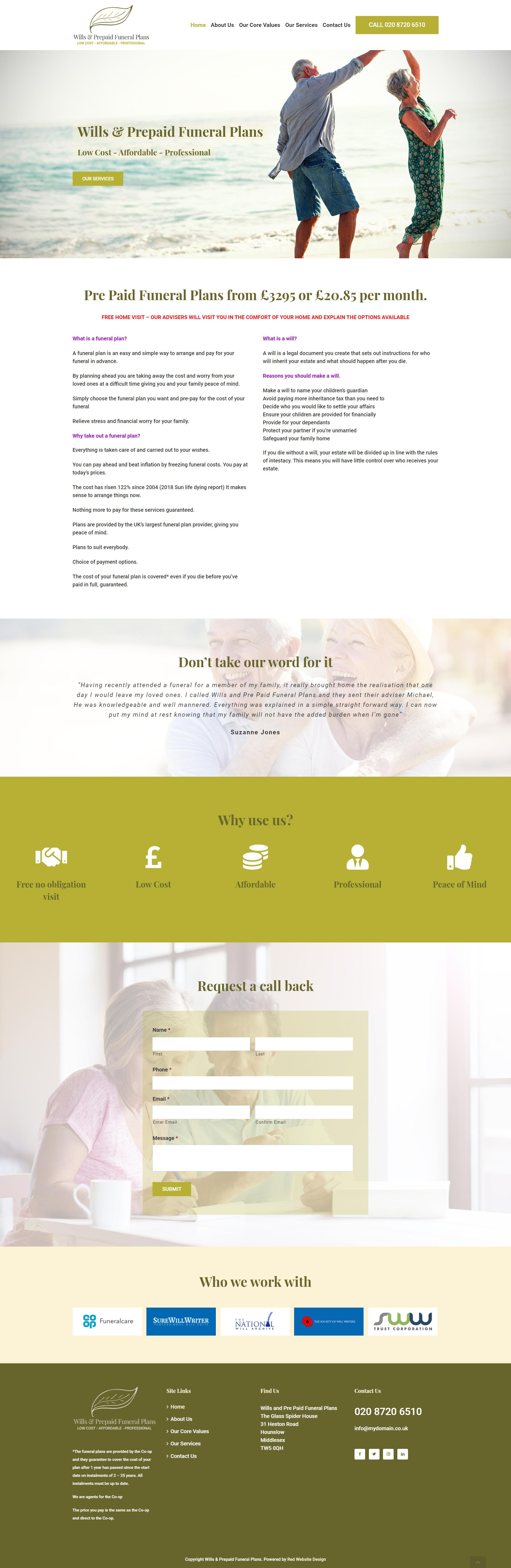 Web Design Brentford