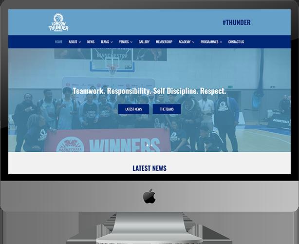 Web Design Bermondsey