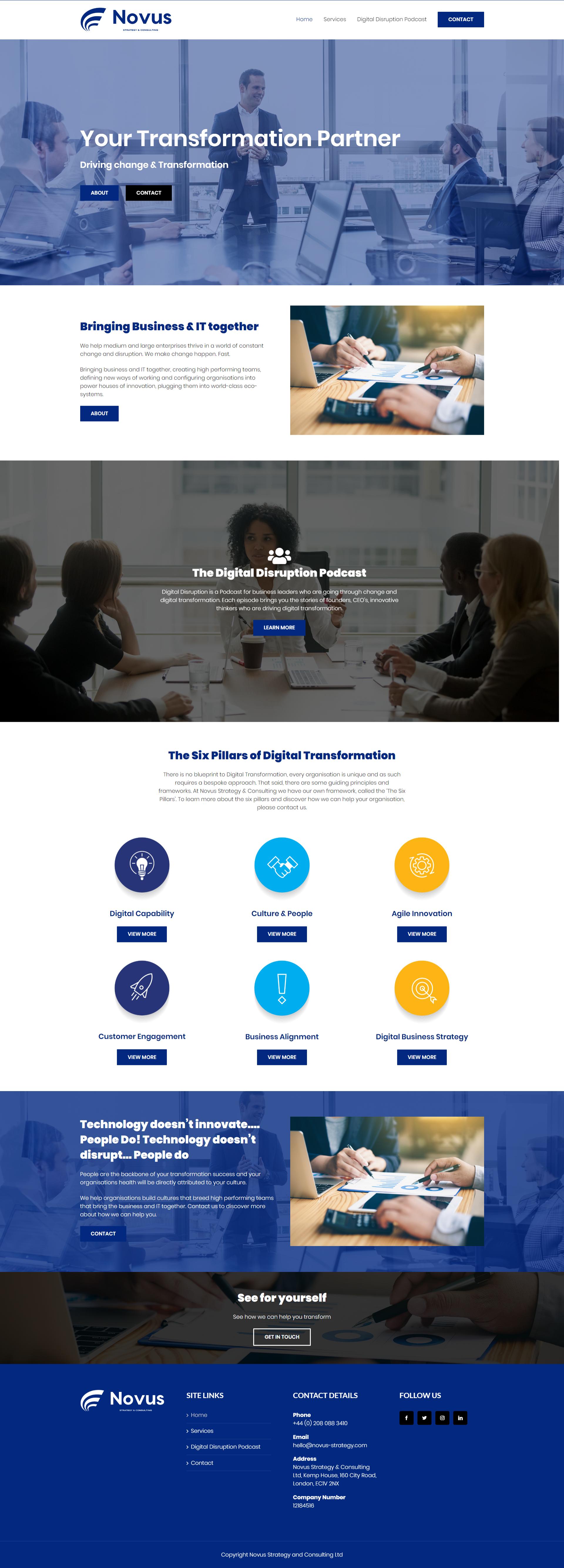 Web Design Harringay