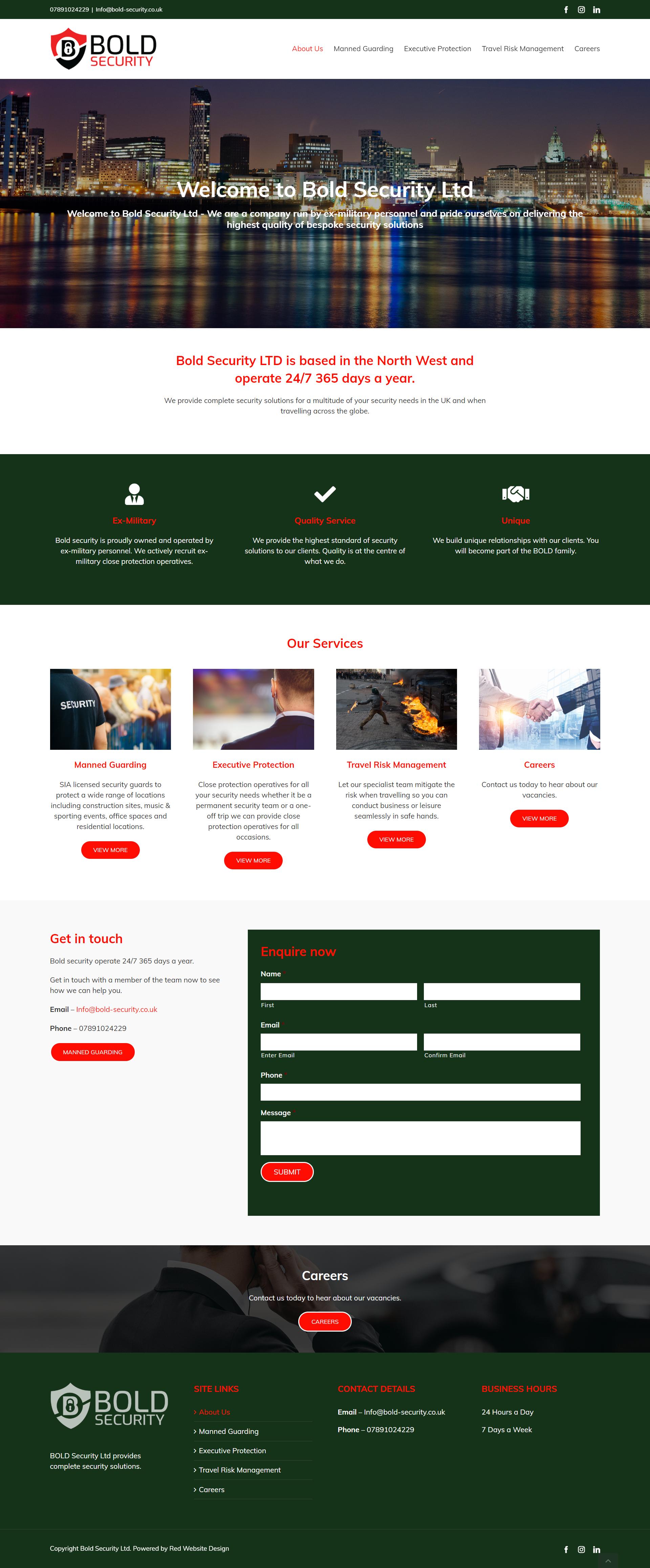Web Design Bootle