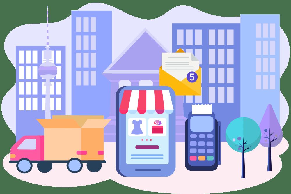 Wholesale Ecommerce Website Design | B2B Ecommerce