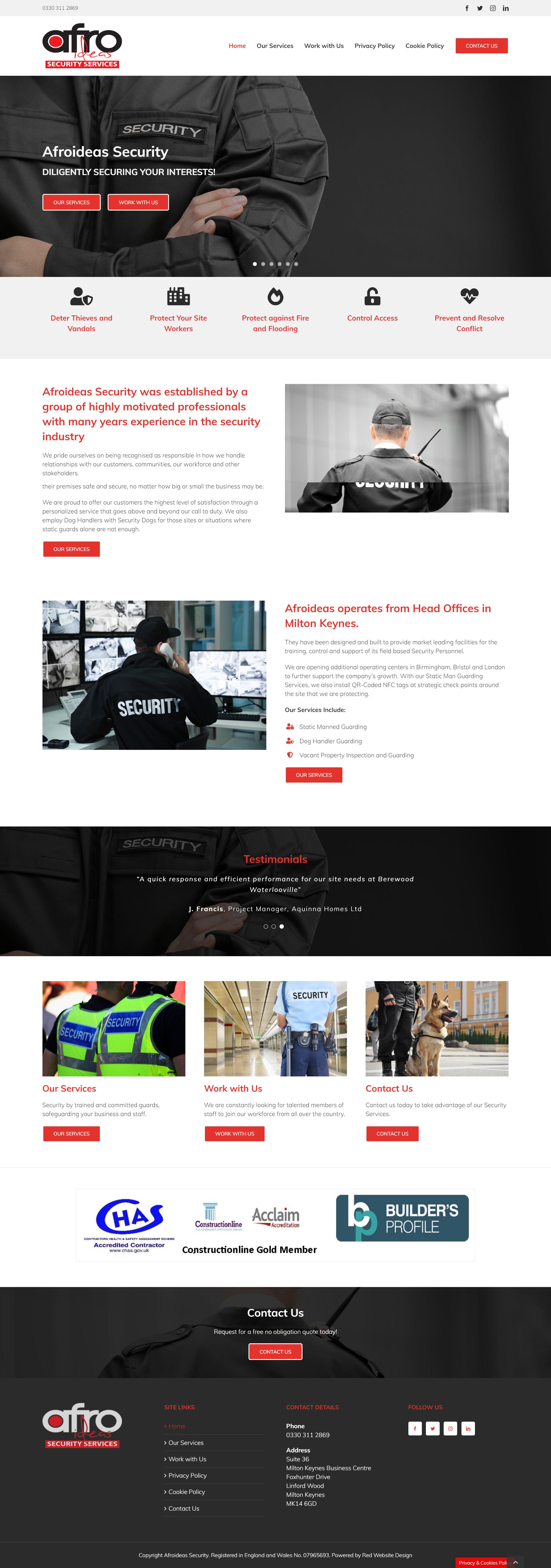 Web Design Bletchley