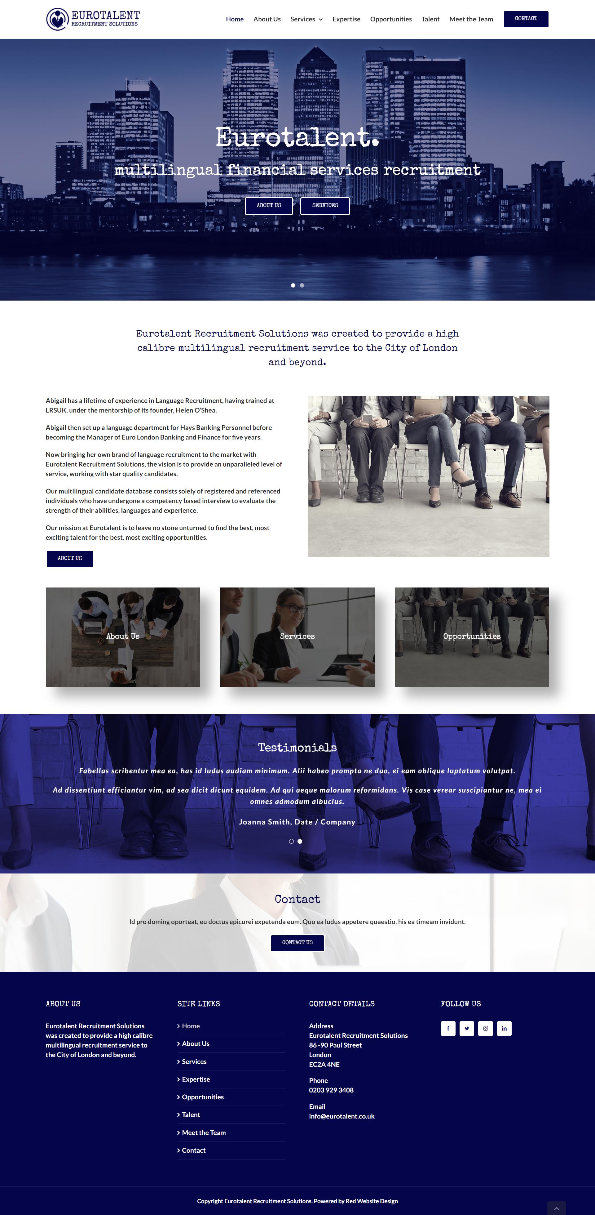 Web Design Shoreditch