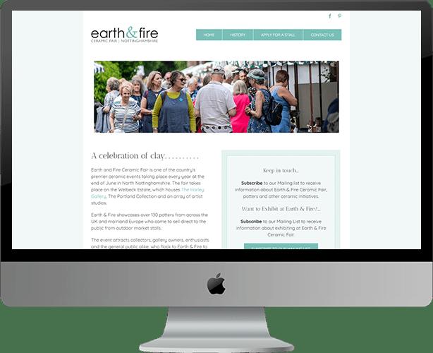 Web Design Ollerton