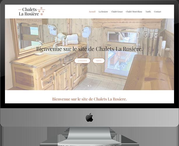 Web Design La Rosière