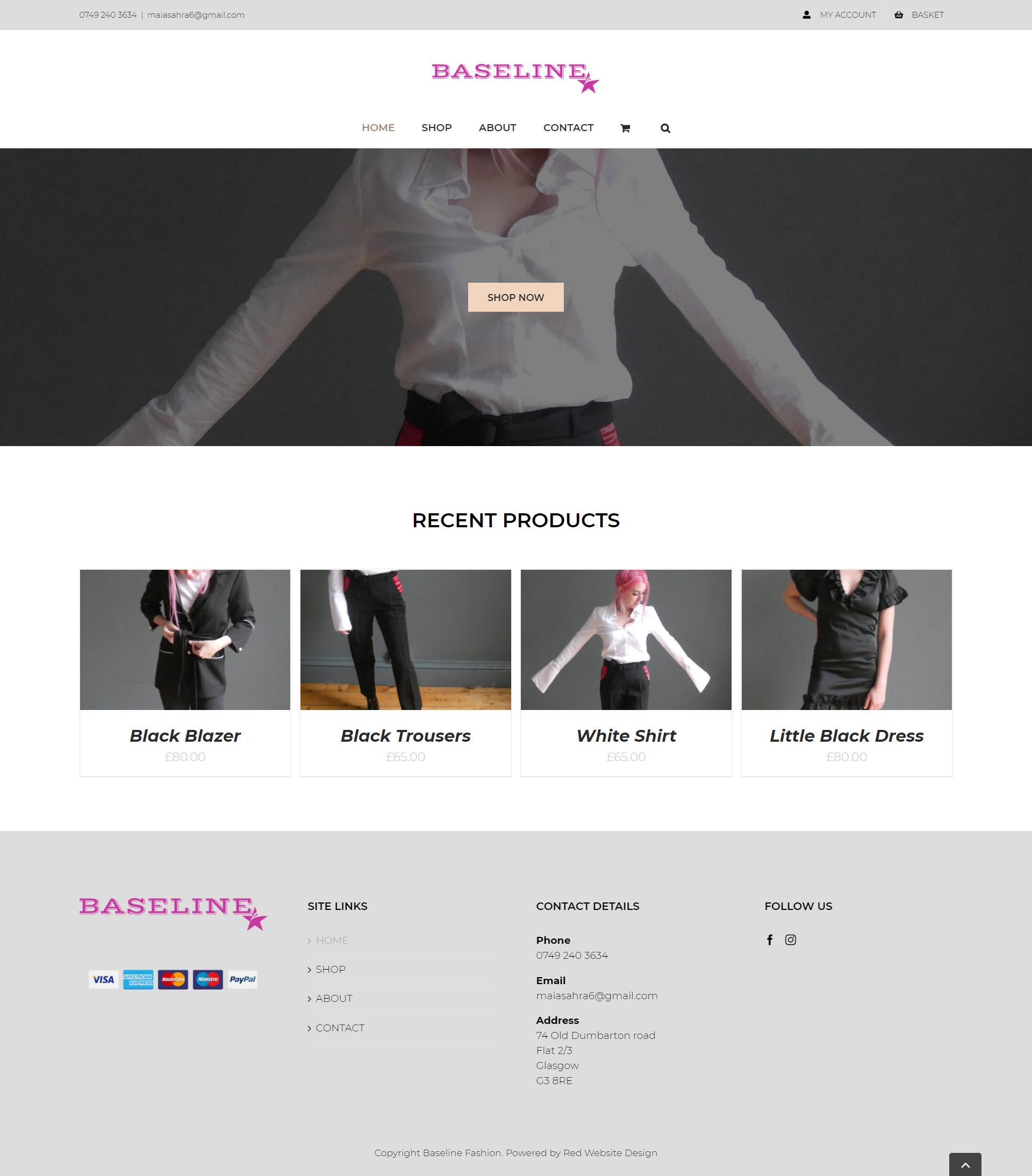 Web Design Clydebank