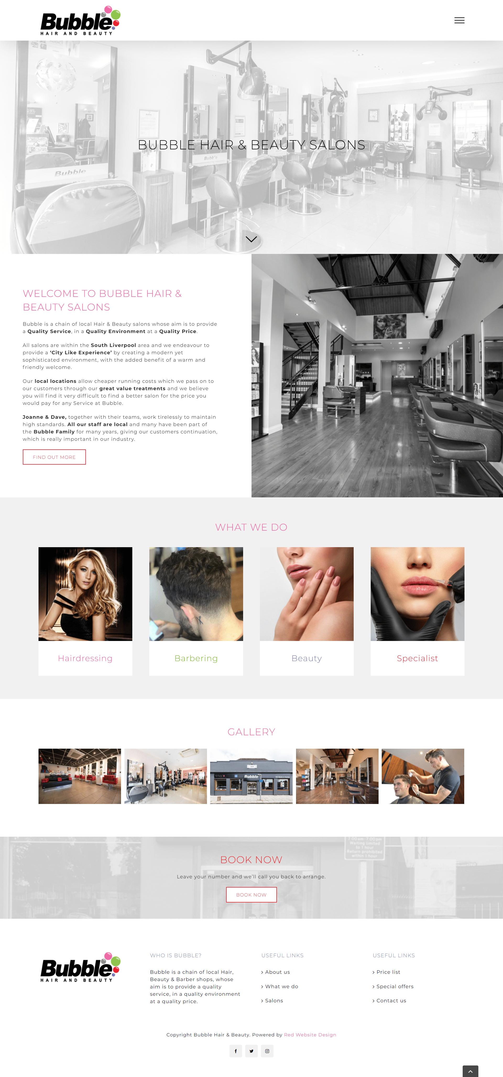 Web Design Gateacre