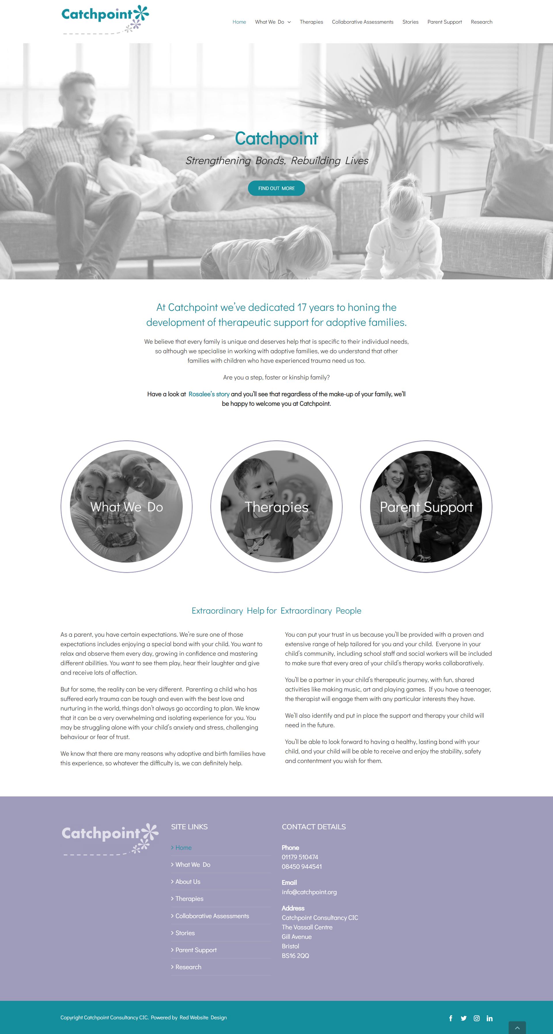 Web Design Almondsbury