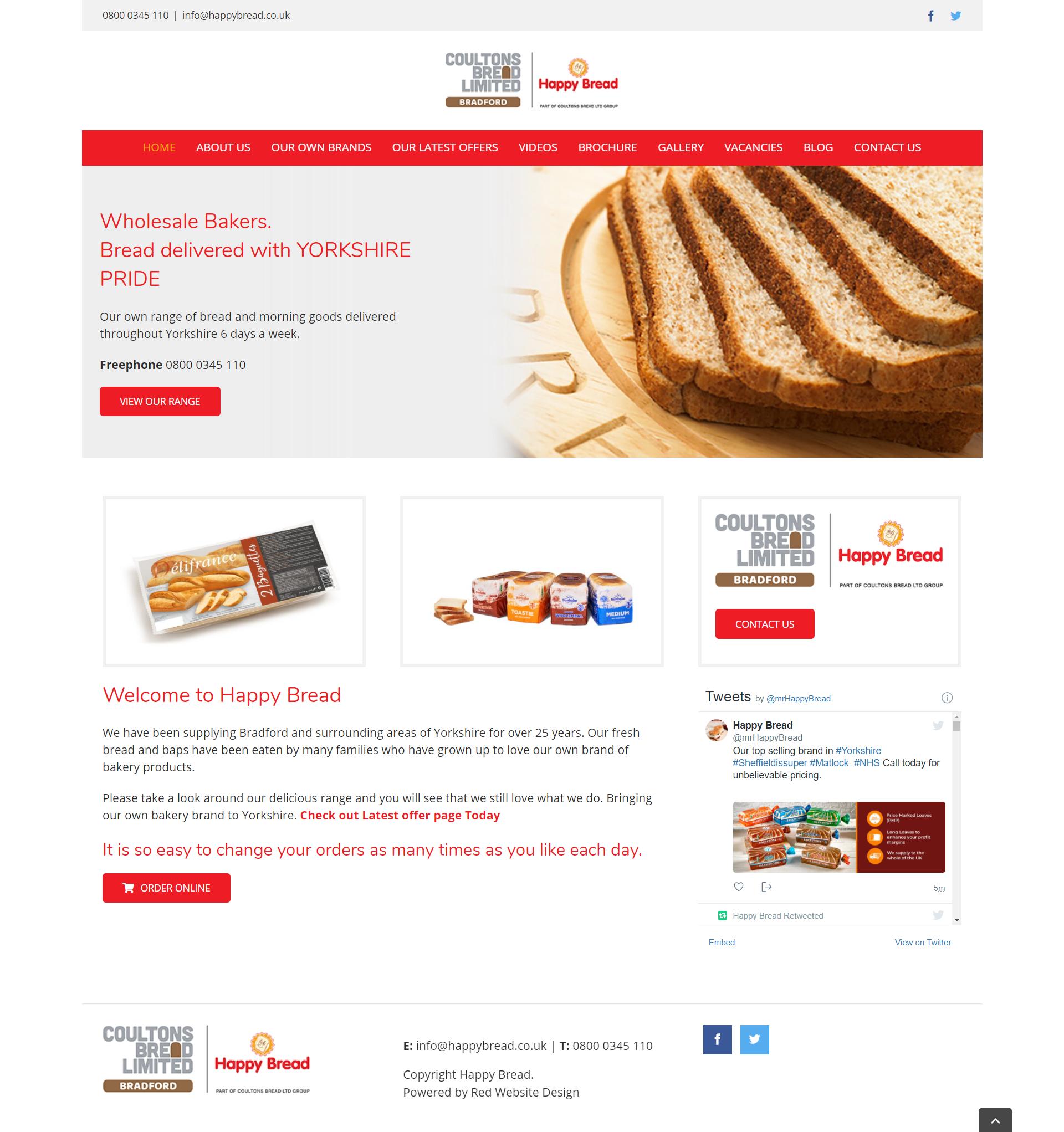 Web Design Keighley