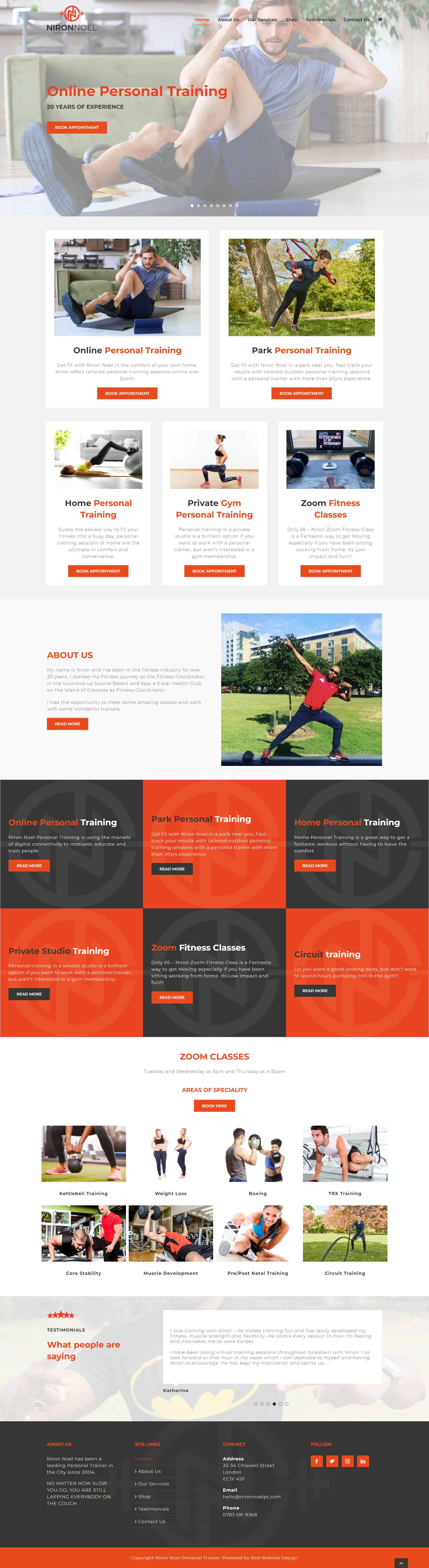 Web Design Barbican