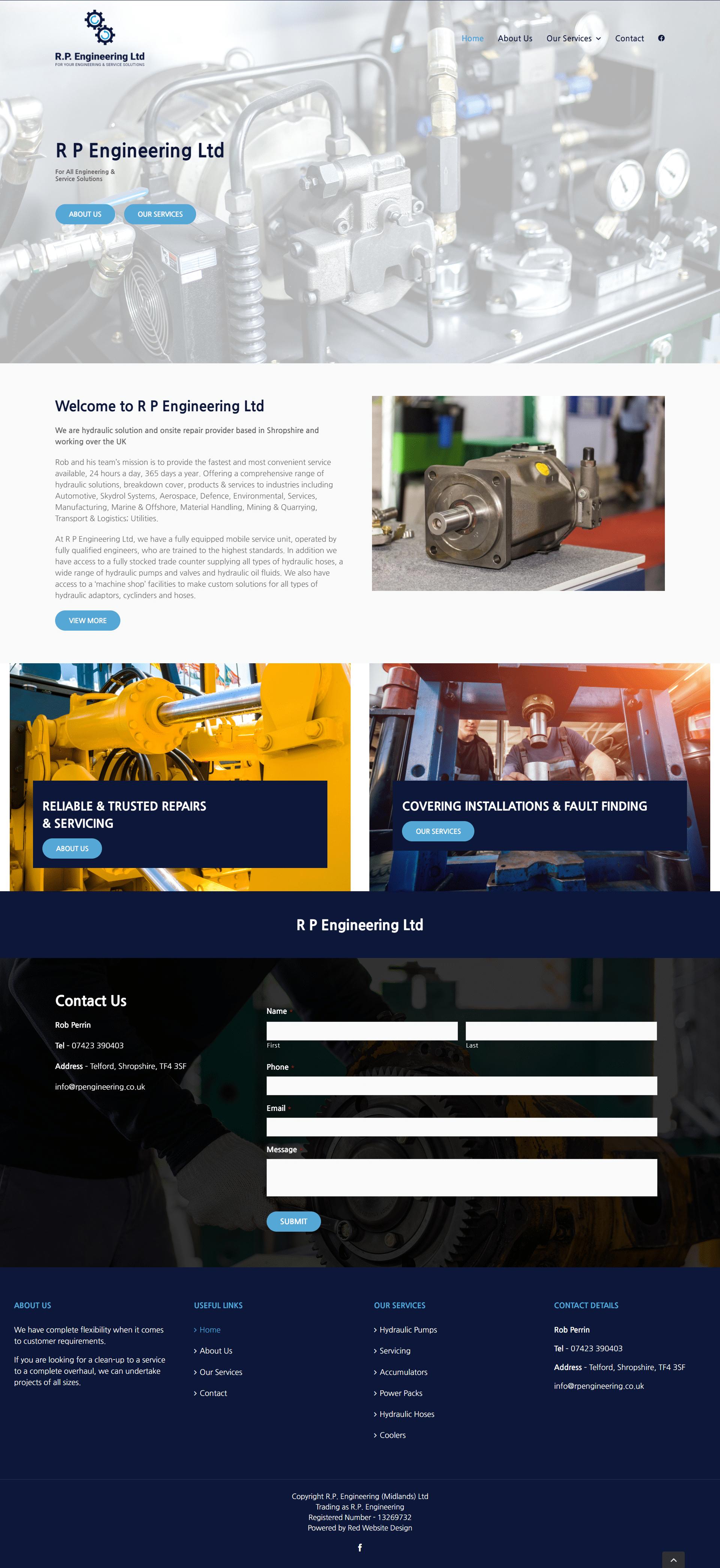 Web Design Ironbridge