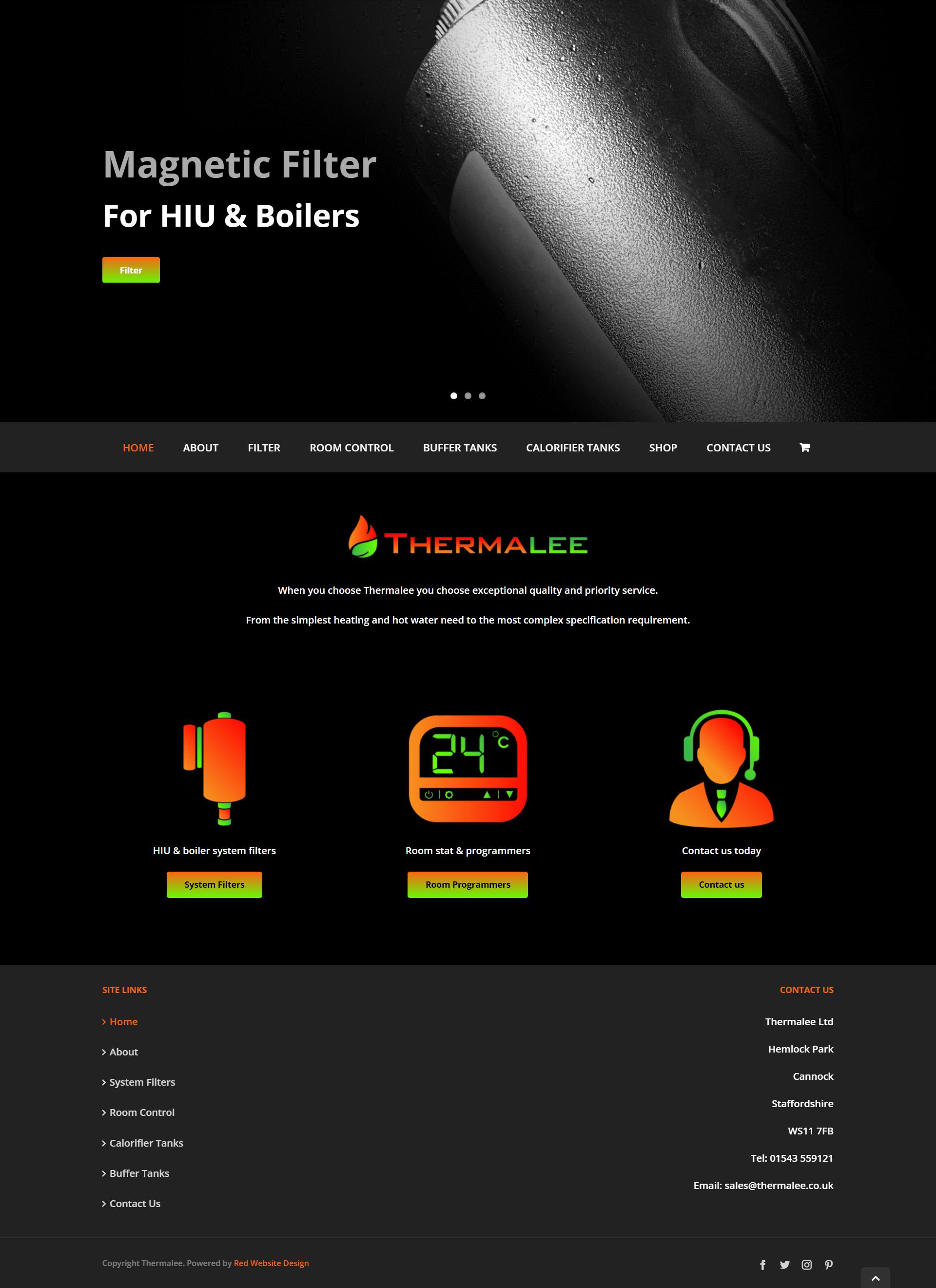 Web Design Lichfield